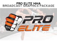 Pro Elite - MMA Graphics Package