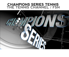 Champions Tennis - Tennis Channel / FSN