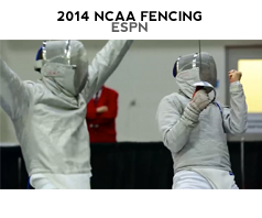 2014 NCAA FENCING CHAMPIONSHIP