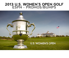 2013 US WOMEN'S OPEN GOLF